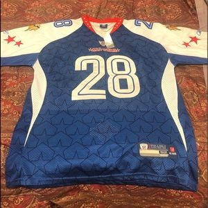 Brand new authentic AP ProBowl jersey size 52.